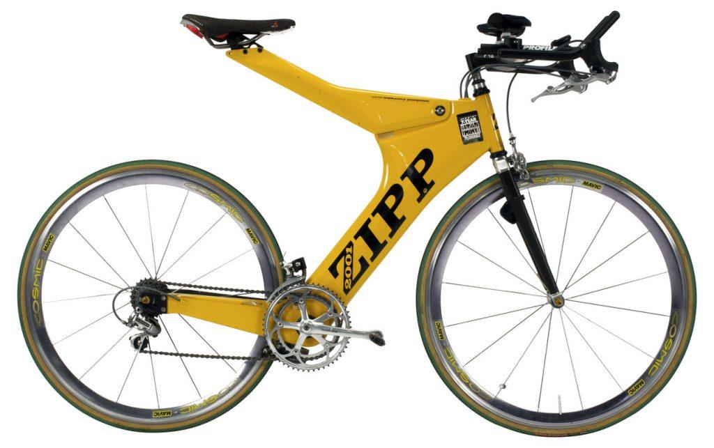 Xipp 2001, un clásico de la fibra de carbono y diseño exótico